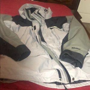 The North Face heavy duty winter jacket